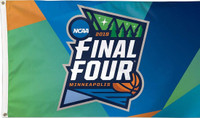 NCAA 2019 Men's Basketball Final Four Championship 3' x 5' Flag