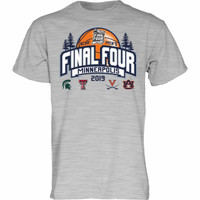 Blue 84 2019 NCAA Final Four March Madness Minneapolis Men's Basketball T-Shirt