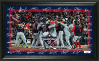 "Washington Nationals 2019 World Series Champions ""Celebration' Signature Field LE 5,000"