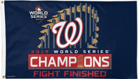Washington Nationals 2019 World Series Champions 3' x 5' Flag