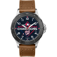 Washington Nationals 2019 World Series Champions Tribute Watch