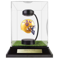 LSU Tigers Hover Helmet with Case