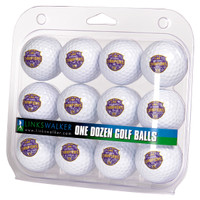 LSU Tigers 2019 CFP National Champions One Dozen Golf Balls