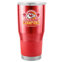 Kansas City Chiefs Super Bowl LIV Champions 30oz. Stainless Steel Ultra Tumbler