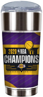 Los Angeles Lakers 2020 NBA Finals Champions 24oz. Eagle Tumbler