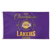 Los Angeles Lakers 2020 NBA Finals Champions 3' x 5' Flag
