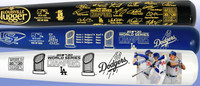 Los Angeles Dodgers 2020 World Series Champions 3 Bat Set LE 2,020