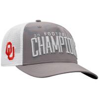 Oklahoma Sooners 2020 Cotton Bowl Champions Locker Room Adjustable Hat