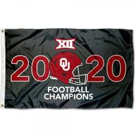 Oklahoma Sooners Bowl Champions 3' x 5' Flag