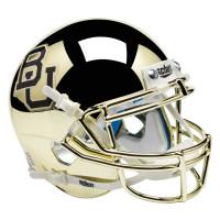Baylor Bears Fanatics Authentic Schutt Chrome Mini Football Helmet