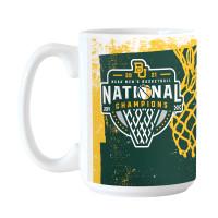 Baylor Bears 2021 NCAA Men's Basketball National Champions 11oz. Coffee Mug
