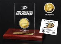Anaheim Ducks Etched Acrylic Desktop