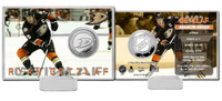 Ryan Getzlaf Silver Coin Card