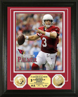 Carson Palmer Gold Coin Photo Mint