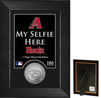 Arizona Diamondbacks Selfie Minted Coin Mini Mint