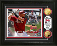 Paul Goldschmidt Gold Coin Photo Mint