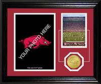 University of Arkansas Fan Memories Desktop Photo Mint