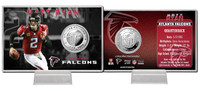 Matt Ryan Silver Coin Card