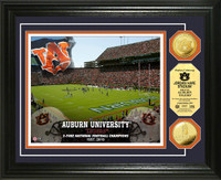 *Auburn University Stadium Gold Coin Photo Mint