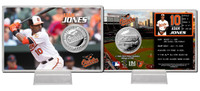 Adam Jones Silver Coin Card