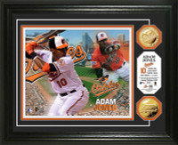 Adam Jones Gold Coin Photo Mint