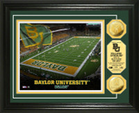 Baylor University Gold Coin Photo Mint