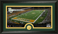 Baylor University Bronze Coin Panoramic Photo Mint