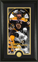 Zdeno Chara Supreme Bronze Coin Panoramic Photo Mint