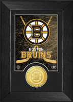 Boston Bruins Bronze Coin Mini Mint
