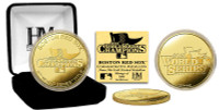 Boston Red Sox 2013 World Series Champions Gold Mint Coin