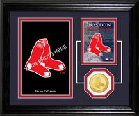 Boston Red Sox Fan Memories Photo Mint