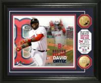 David Ortiz Gold Coin Photo Mint