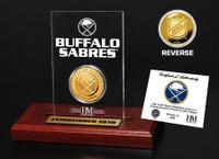 Buffalo Sabres Etched Acrylic Desktop