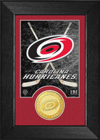 Carolina Hurricanes Bronze Coin Mini Mint
