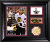 2013 Conn Smythe Trophy Desktop Photo Mint