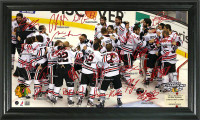 2013 Stanley Cup Champions Celebration Signature Rink