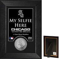 Chicago White Sox Selfie Minted Coin Mini Mint