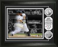 Jose Abreu 2014 AL ROY Gold Coin Photo Mint