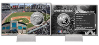 U.S. Cellular Field Silver Coin Card