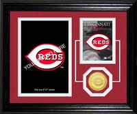 Cincinnati Reds Fan Memories Photo Mint