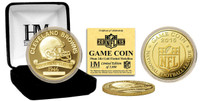 Cleveland Browns 2015 Game Coin