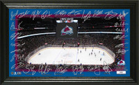 Colorado Avalanche Signature Rink