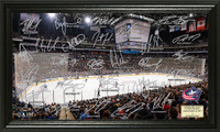 Columbus Blue Jackets Signature Rink