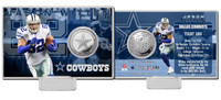 Jason Witten Silver Coin Card
