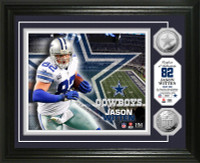 Jason Witten Silver Coin Photo Mint