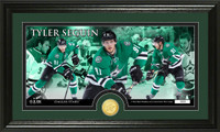 Tyler Seguin Bronze Coin Panoramic Photo Mint