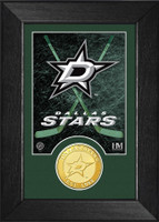 Dallas Stars Bronze Coin Mini Mint