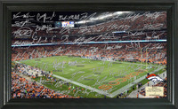 Denver Broncos Signature Gridiron Collection