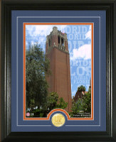 University of Florida Campus Traditions Bronze Coin Photo Mint
