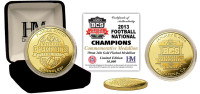 Florida State 2014 BCS National Champions Gold Mint Coin